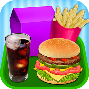 Kids Burger Meal – Fast Food! for PC and MAC