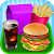 Burger Meal Maker - Fast Food! file APK Free for PC, smart TV Download