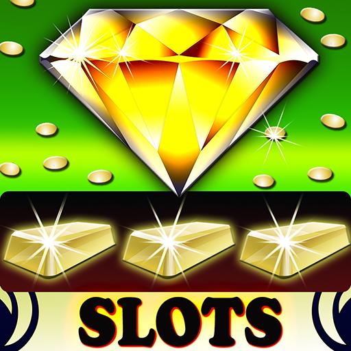 鑽石老虎機 – 免費賭場老虎機 + 金幣 & 每日獎金 博奕 App LOGO-硬是要APP