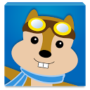 Hipmunk Hotels & Flights mobile app icon