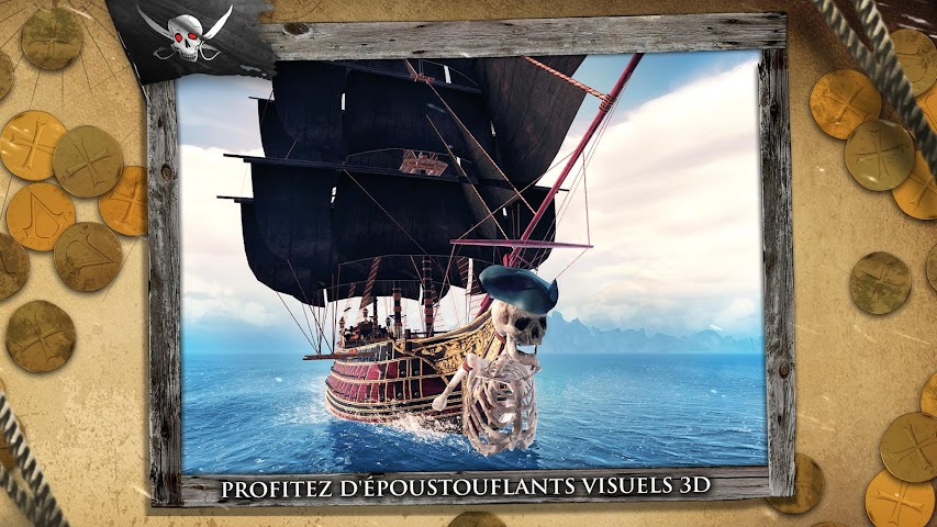 android Assassin's Creed Pirates Screenshot 14