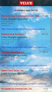 VELUX Skylight Planner- screenshot thumbnail