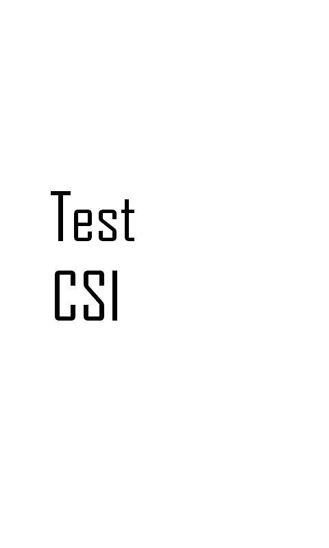 CSI_Book_LocalSearch - screenshot