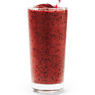 Double-Berry Smoothie.
