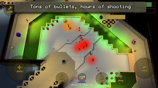 Alien Blitz Screenshot 1