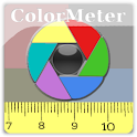 ColorMeter camera color picker logo