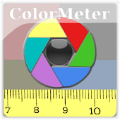ColorMeter kamera Color Picker