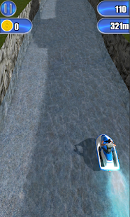 水上滑板車 - 拉什交通