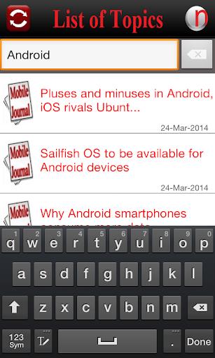 【免費書籍App】Mobile Journal-APP點子
