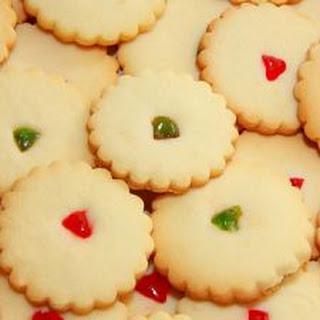 Quick Shortbread Cookies.