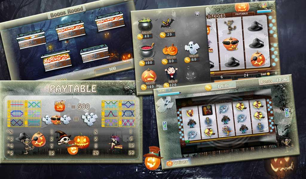 Halloween Emojis Slots - Read the Review and Play for Free