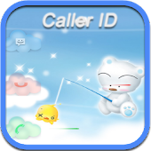 Rocket Caller ID Cloud Theme
