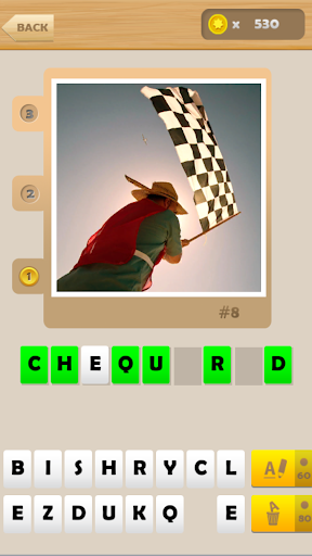 Pics Quiz - 1 Pic 3 Words