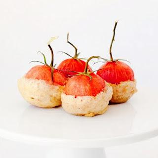 Ludo Lefebvre's Fried Stuffed Tomato Beignets
