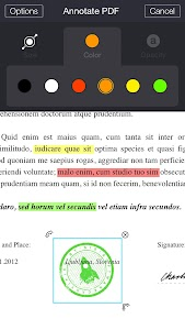My Scans, PDF Document Scanner v2.2.2
