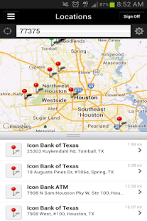 Icon Bank Mobile Banking - screenshot thumbnail