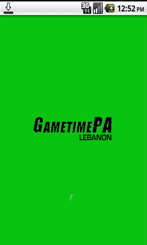 GameTime PA - Lebanon - screenshot