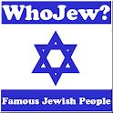 WhoJew? Famous Jewish People logo
