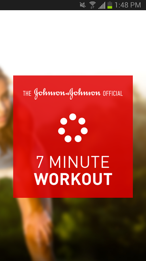 Johnson & Johnson 7 Minute- screenshot