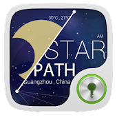 Star Path GO Locker Theme
