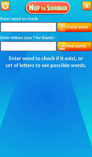 Help the Scrabbler