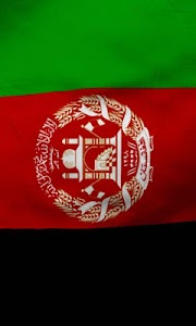 Afghanistan flag Free lwp screenshot 4