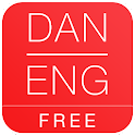 Free Dict Danish English icon
