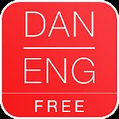 Free Dict Danish English