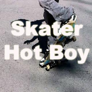 Skater Hot Boy