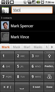 (EvenBetter)NumberPad Keyboard- screenshot thumbnail