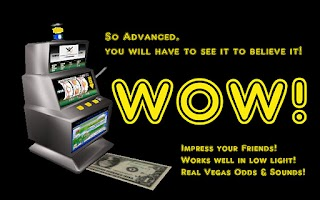 Screenshot of 4D Vegas Style AR Slot Machine