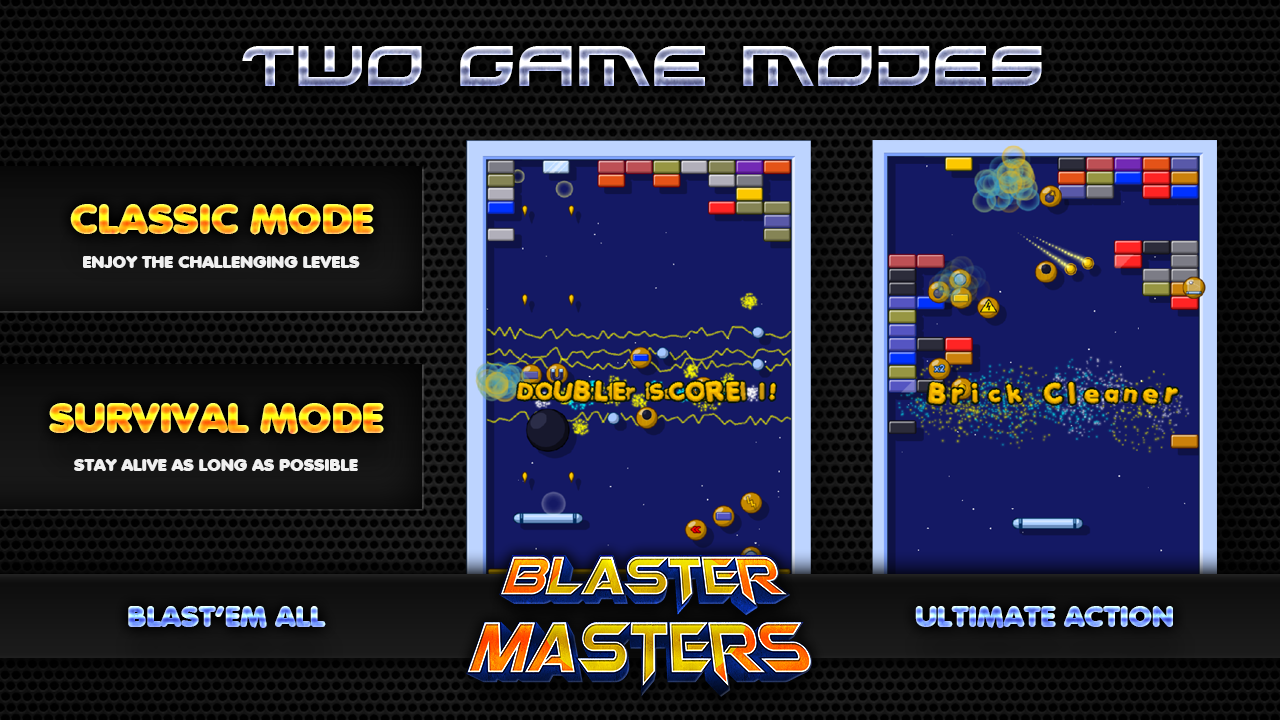 Blaster Masters- screenshot
