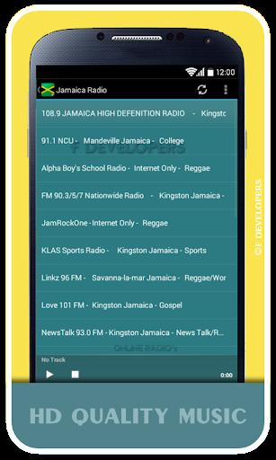 Jamaica Radio - Live Radios