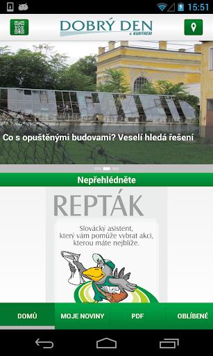 【免費新聞App】iDobrýDen Telefon-APP點子