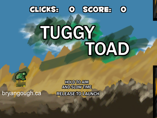 Tuggy Toad