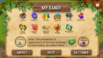 Screenshot of Dream Ranch