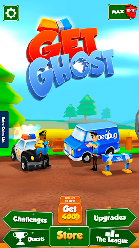Get Ghost Stunt Bike Runner