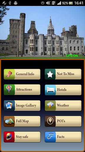 Cardiff Offline Travel Guide
