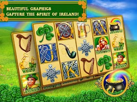 Screenshot of Irish Slots Casino 777 FREE