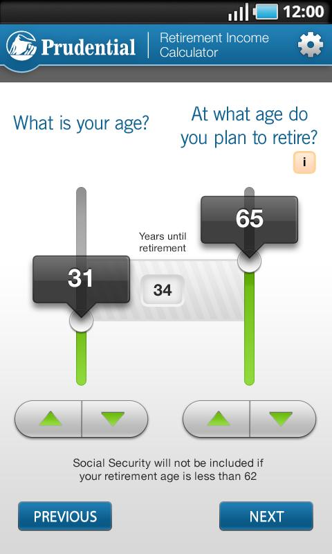 Retirement Income Calculator - Android Apps On Google Play
