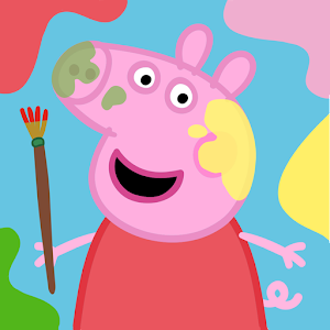 Peppa S Paintbox Android Apps On Google Play