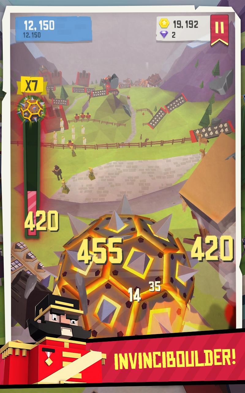 Giant Boulder of Death screenshot #14
