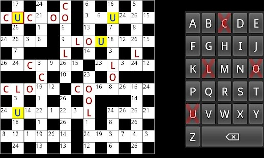 Codewords Lite- screenshot thumbnail