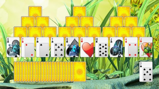 Bug Solitaire - screenshot thumbnail