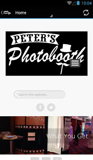 Peter's Photobooth