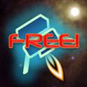 Retro Lander – Free logo
