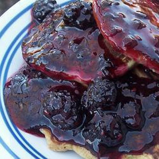 Blackberry and Brandy Sauce