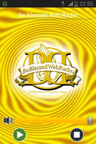 Be Blessed Web Radio