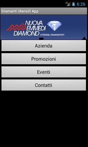 Diamanti Utensili