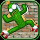Roller Cactus 3D